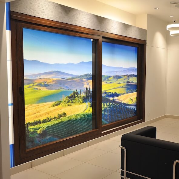 Fenesta Lift and Slide Doors
