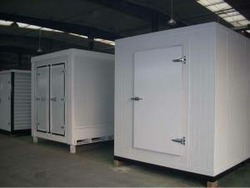 Cold room cabinet