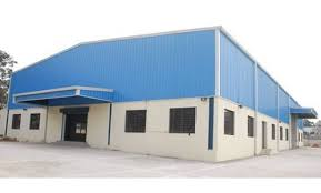 Industrial shed fabricators