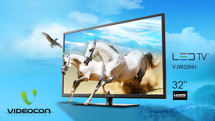 Videocon LED TV Repairs & Service